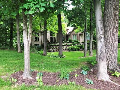 Oakland Single Family Home For Sale: 1109 Blue Ridge Dr