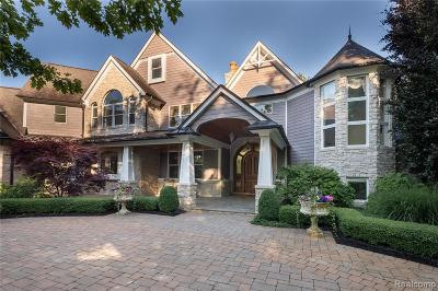 Bruce Single Family Home For Sale: 71227 Cedar Bend Ln