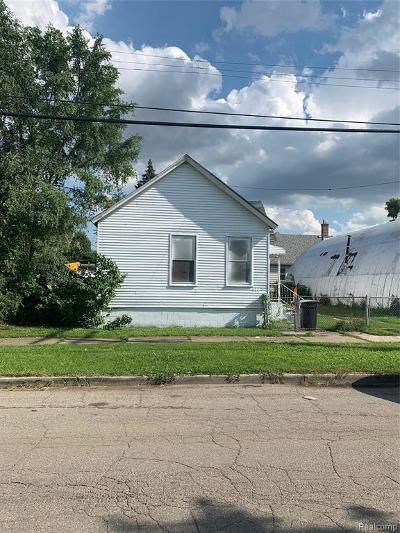 Detroit Single Family Home For Sale: 6149 Federal St