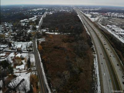 Shelby Twp Residential Lots & Land For Sale: 3050 W Utica Rd