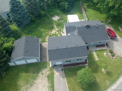 Auburn Hills Single Family Home For Sale: 2600 Shimmons Rd