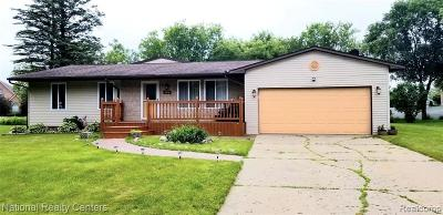 Flushing Single Family Home For Sale: 2516 Rushbrook Dr