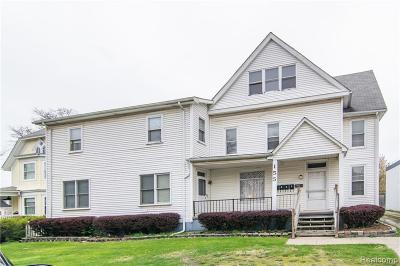 Mount Clemens Multi Family Home For Sale: 155 North Ave