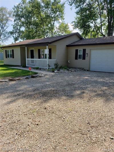 Pontiac Single Family Home For Sale: 641 Boyd St
