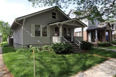 Birmingham Single Family Home For Sale: 1031 Chapin Ave