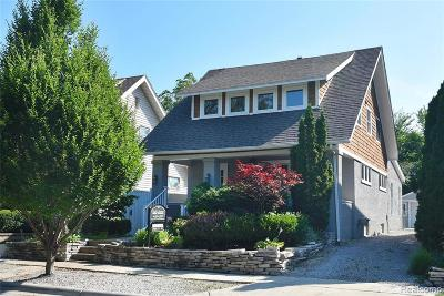 Birmingham Single Family Home For Sale: 544 Park St