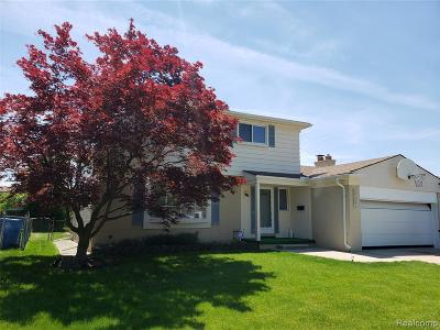 Dearborn Single Family Home For Sale: 27107 Timber Trl