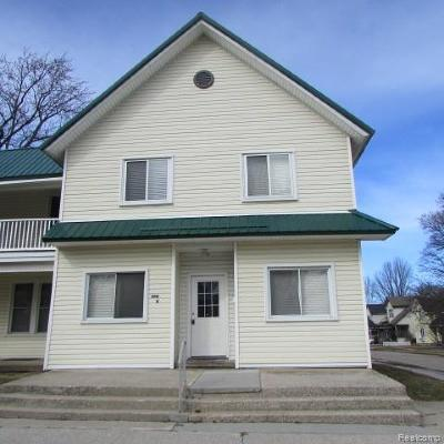 St. Clair Multi Family Home For Sale: 500 Vine St