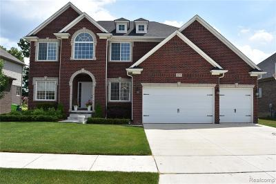 Macomb Twp Single Family Home For Sale: 52376 Rejoice Dr