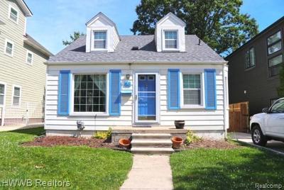 Birmingham Single Family Home For Sale: 1821 Cole St