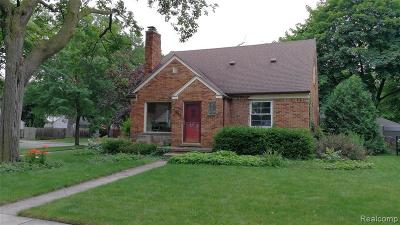 Birmingham Single Family Home For Sale: 1790 Humphrey Ave