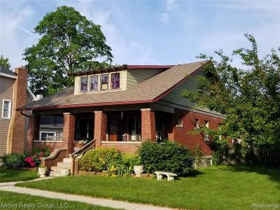 Armada Single Family Home For Sale: 74273 1st St