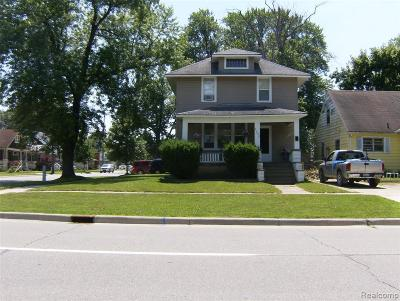 Port Huron Single Family Home For Sale: 2202 Griswold St