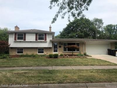 Trenton Single Family Home For Sale: 1599 Boxford St