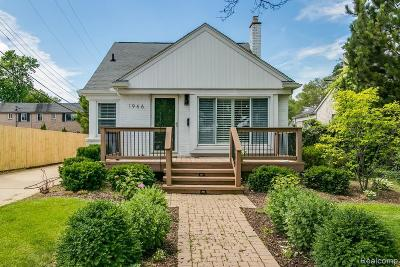 Birmingham Single Family Home For Sale: 1966 Croft Rd