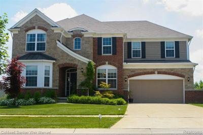 Lake Orion Single Family Home For Sale: 1159 Cloverdale Dr