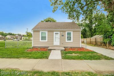 Taylor Single Family Home For Sale: 26335 Goddard Rd