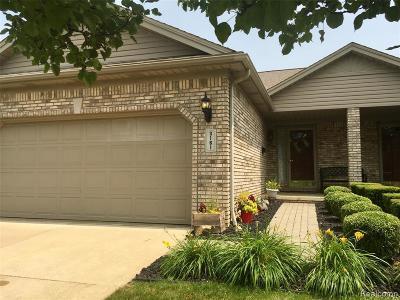 Trenton Condo/Townhouse For Sale: 3161 Daniel Dr