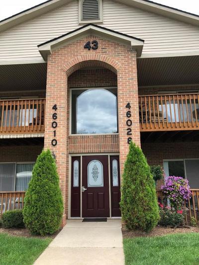 Belleville Condo/Townhouse For Sale: 46028 Purple Sage Ct