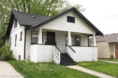 Southfield Single Family Home For Sale: 28777 Marshall St
