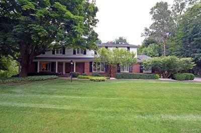 Franklin Single Family Home For Sale: 32224 Scenic Ln