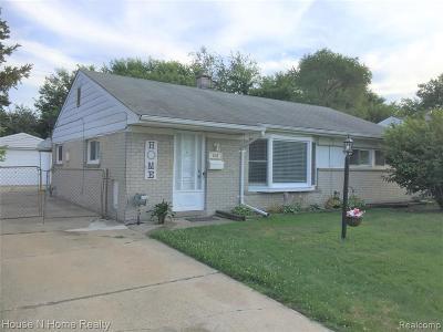 Madison Heights Single Family Home For Sale: 840 E Kalama Ave