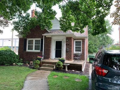 Southgate Single Family Home For Sale: 12741 Argyle