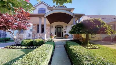 Birmingham Single Family Home For Sale: 1379 Holland St