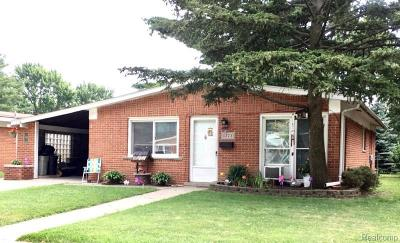 Madison Heights Single Family Home For Sale: 1272 Moulin Ave