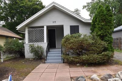 Pontiac Multi Family Home For Sale: 117 Putnam Ave
