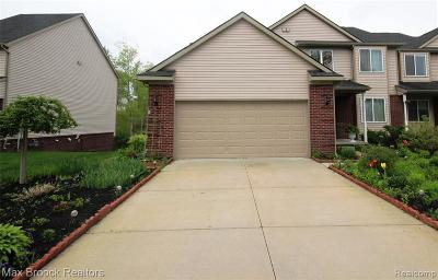Oakland Single Family Home For Sale: 3477 Silver Stone Dr