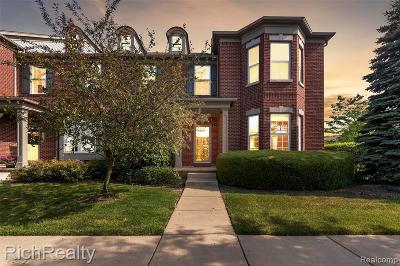 Canton Condo/Townhouse For Sale: 49662 Potomac Rd