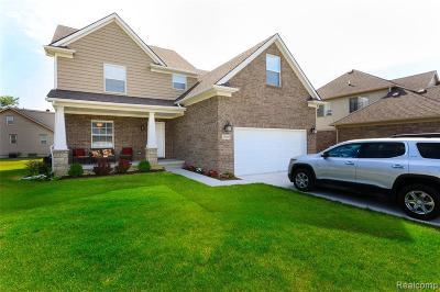 Fraser Single Family Home For Sale: 33492 Royal Park Dr