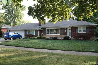 Dearborn Single Family Home For Sale: 1217 Falcon St W