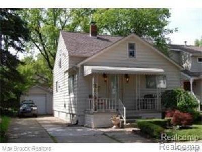 Birmingham Single Family Home For Sale: 708 Davis Ave
