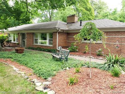 Franklin Single Family Home For Sale: 30590 Helmandale Dr