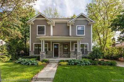 Birmingham Single Family Home For Sale: 2042 Dorchester Rd