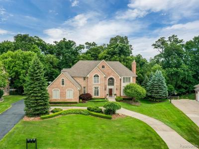 Oakland Twp Single Family Home For Sale: 3625 Mountain Laurel Crt