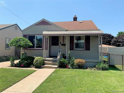 Southgate Single Family Home For Sale: 12100 Helen St