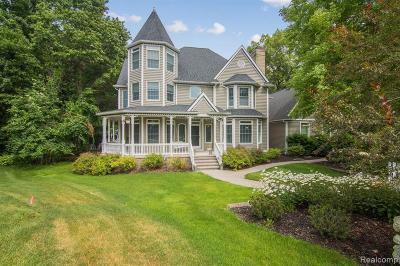 Clarkston Single Family Home For Sale: 6796 Cranville Dr