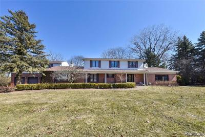Plymouth Single Family Home For Sale: 12944 Leblanc