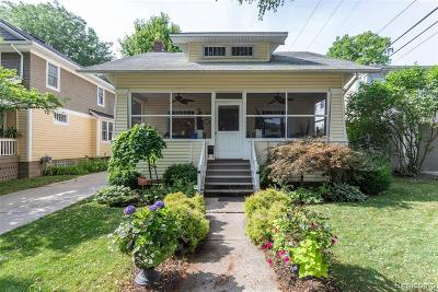 Birmingham Single Family Home For Sale: 618 Landon St