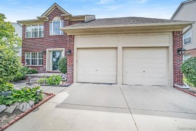 Clarkston Single Family Home For Sale: 6156 Cheshire Park Dr