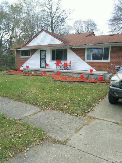 Ferndale Single Family Home For Sale: 21095 Mitchelldale Ave