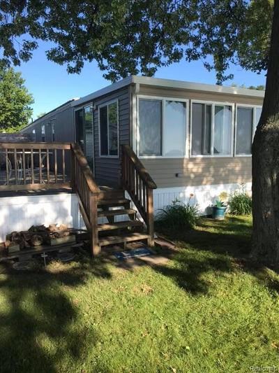Lexington MI Single Family Home For Sale: $69,900