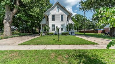 Wayne Single Family Home For Sale: 3233 3rd St