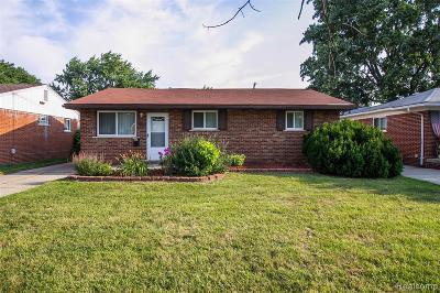 Fraser Single Family Home For Sale: 17907 S Summer Ln