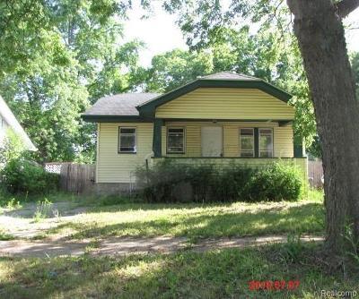 Flint Single Family Home For Sale: 2113 Stevenson St