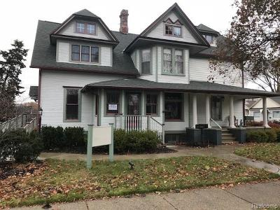 Plymouth Single Family Home For Sale: 725 N Mill