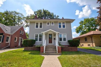 Ferndale Single Family Home For Sale: 1075 Earl Blvd